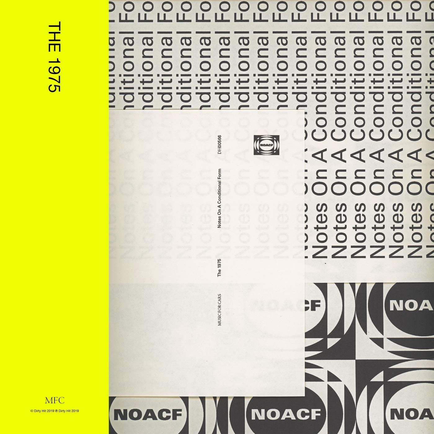 The 1975 – Notes On A Conditional Form