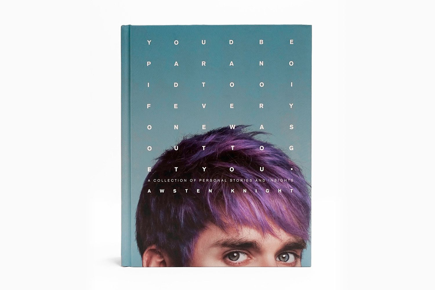 Waterparks' Awsten Knight has announced his debut book