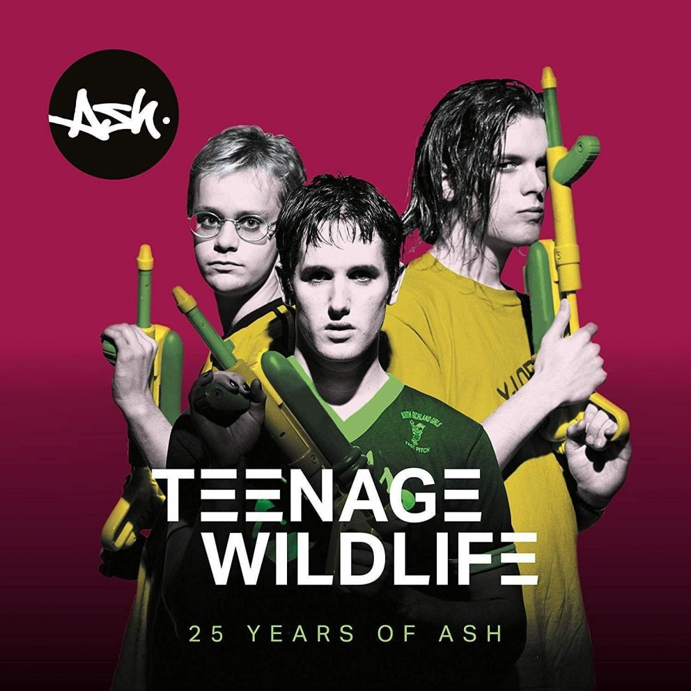 Ash – Teenage Wildlife: 25 Years of Ash