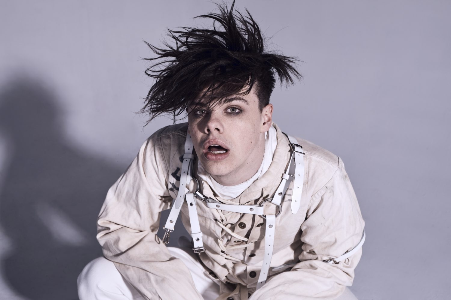 Yungblud has announced the release of a live album