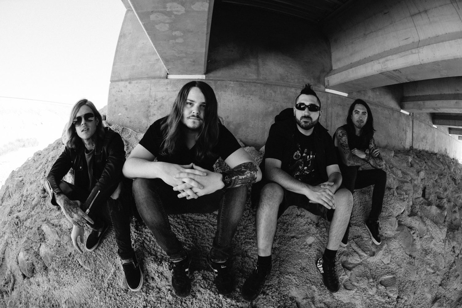 Of Mice & Men have dropped a new video for 'How To Survive'
