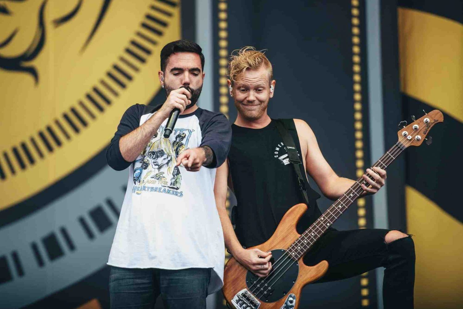 A Day To Remember have announced some UK shows, including special 'day two' Slam Dunk sets