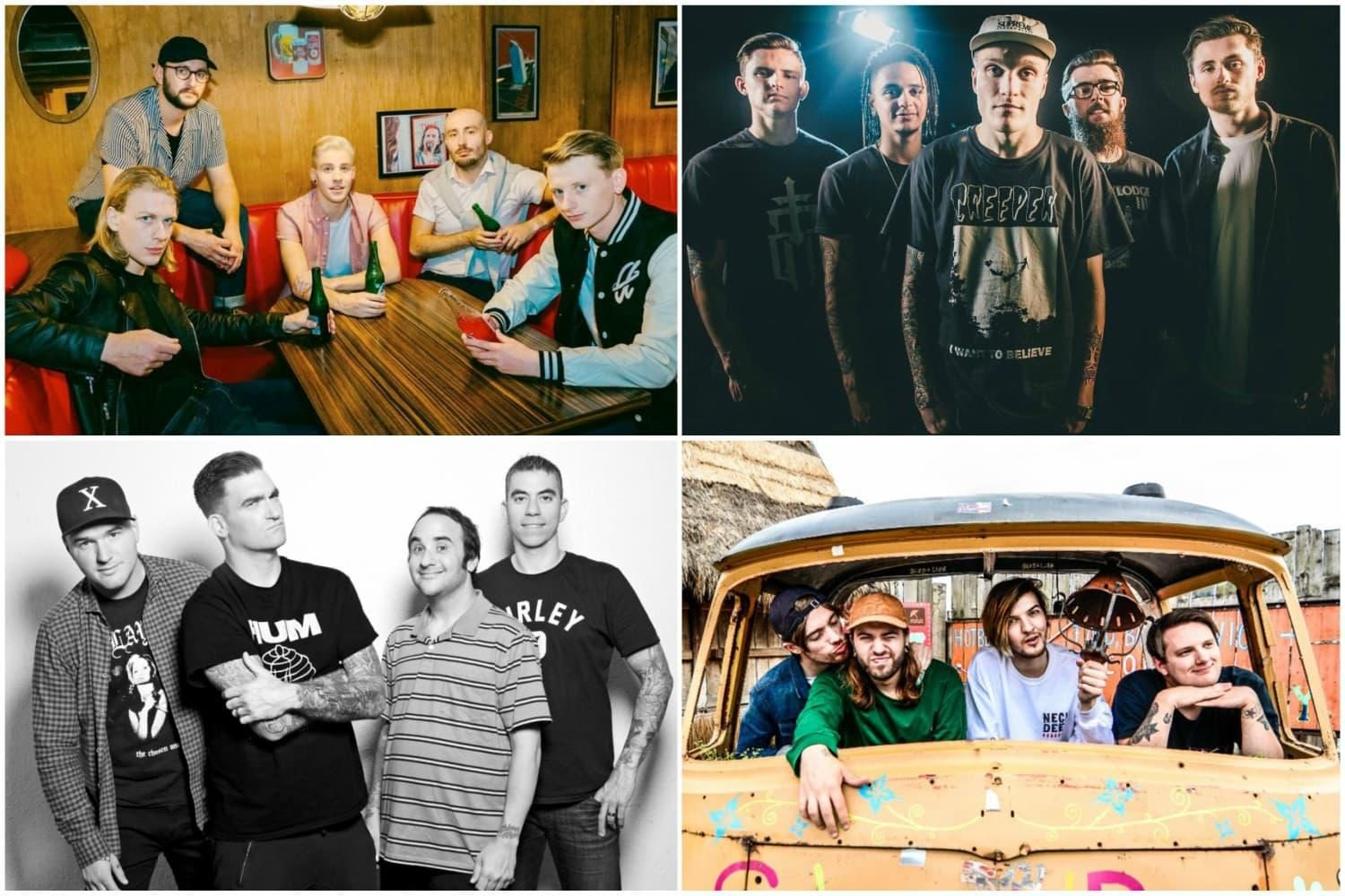 Pop punk's not dead! 2017 will be the year of big choruses and bigger smiles