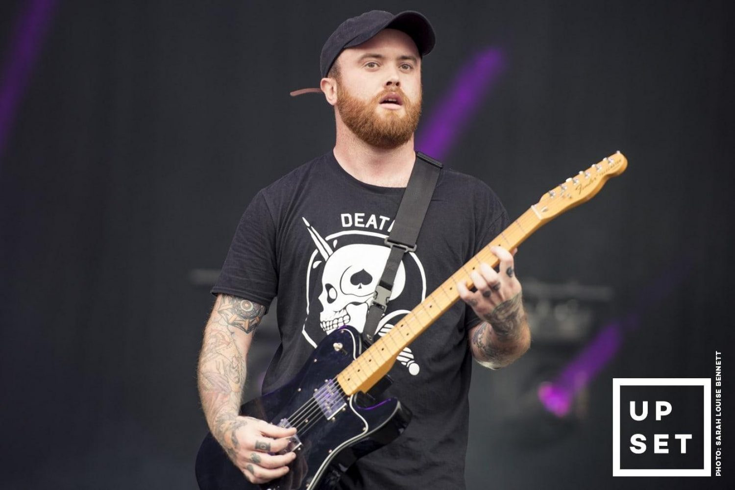 Guitarist/vocalist Taylor Lumley has left Beartooth
