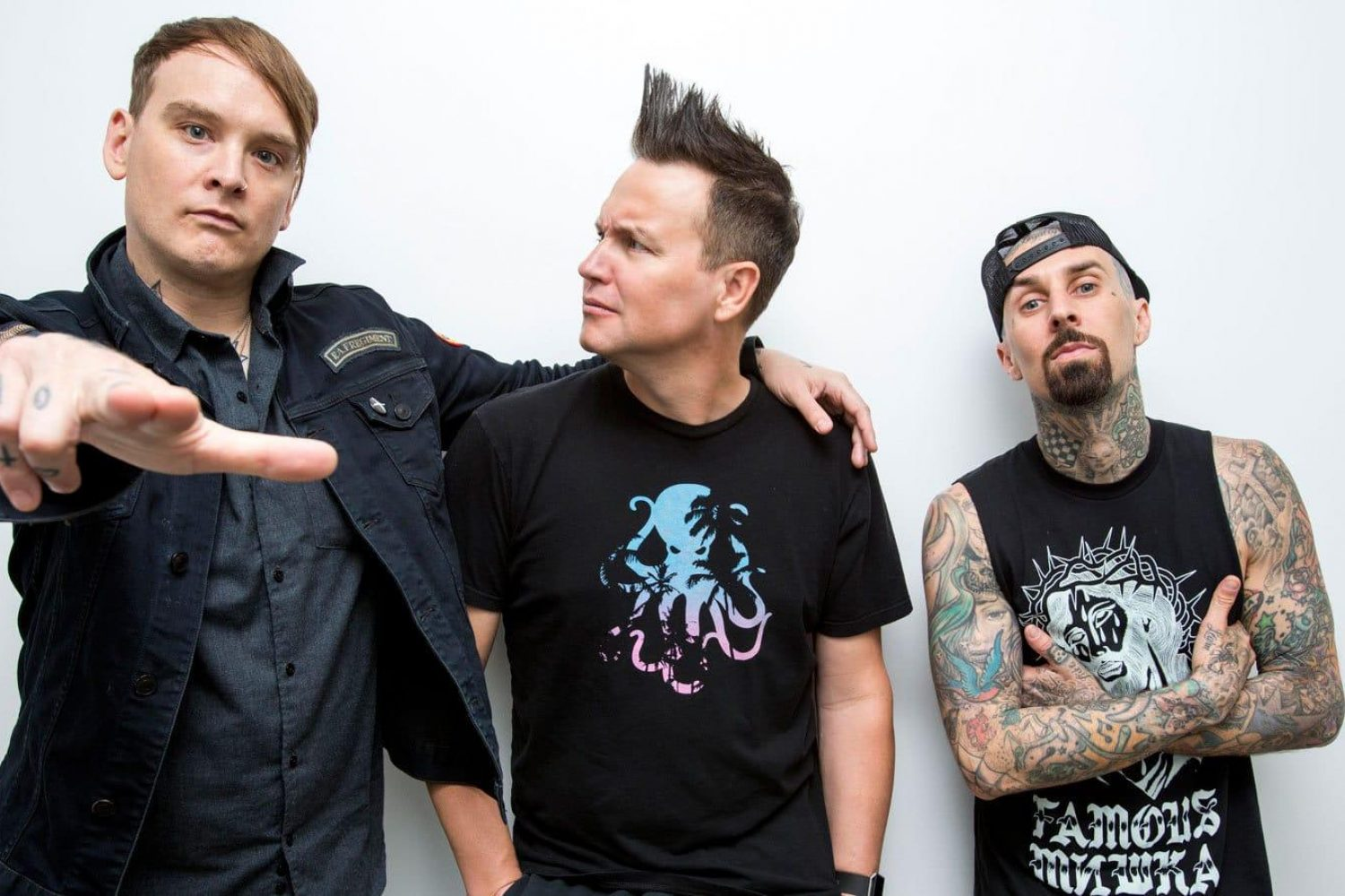 """Blink-182: """"The future is wide open"""""""