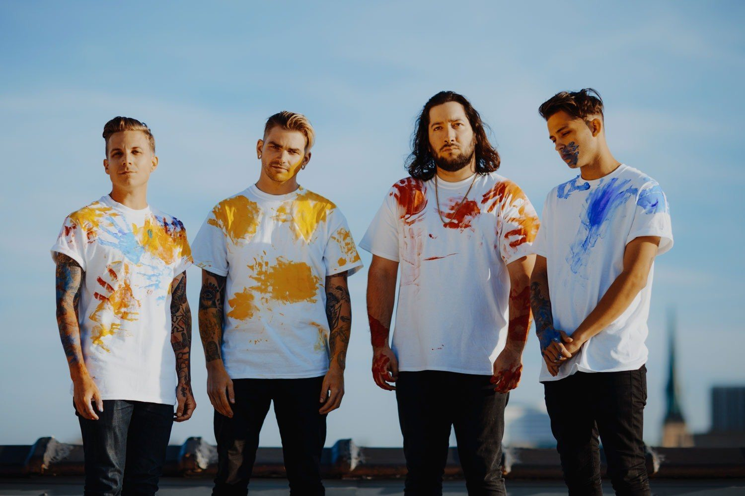 Broadside have announced new UK headline shows