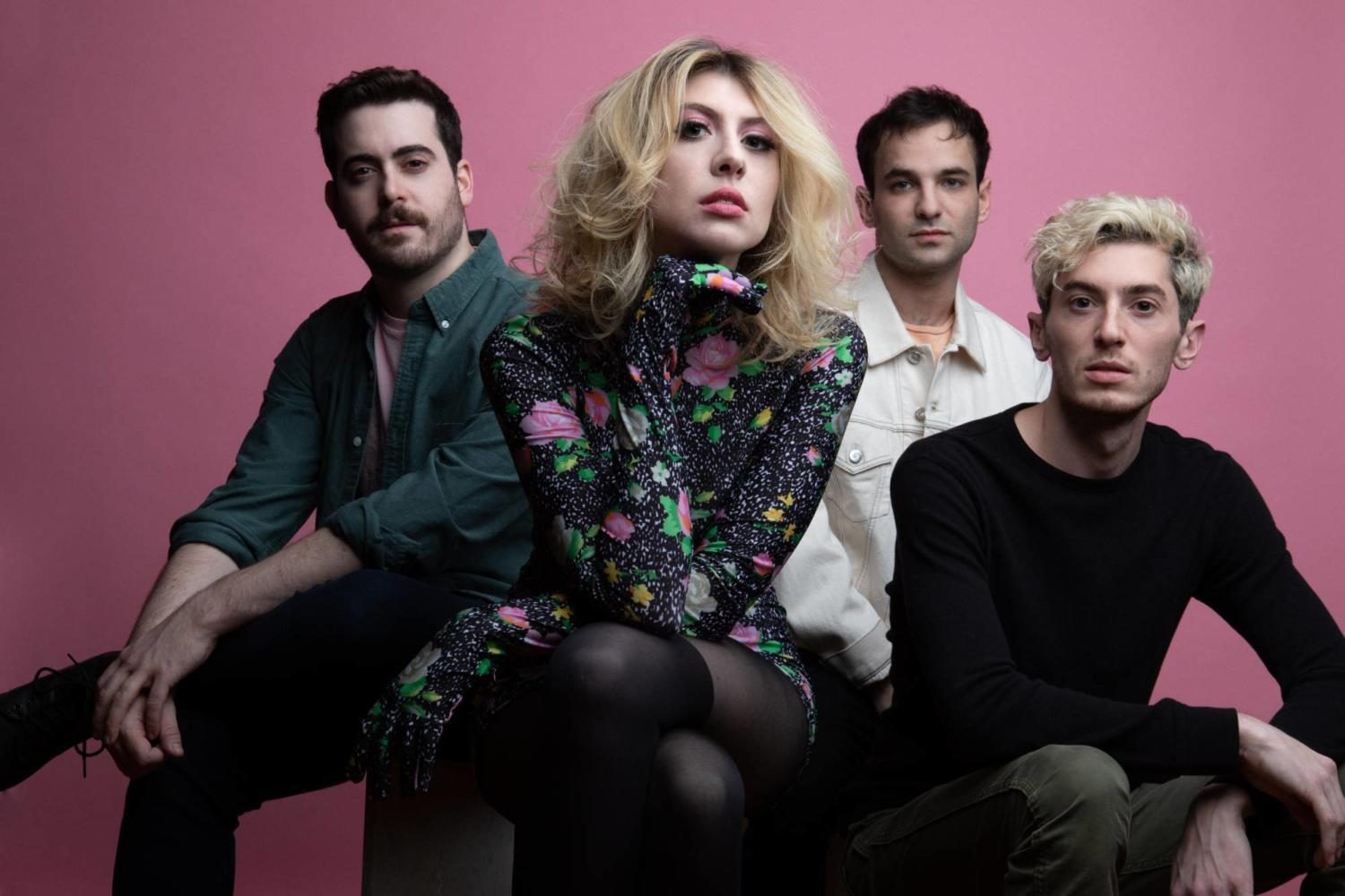 Charly Bliss have unveiled a dark video for new single, 'Chatroom'