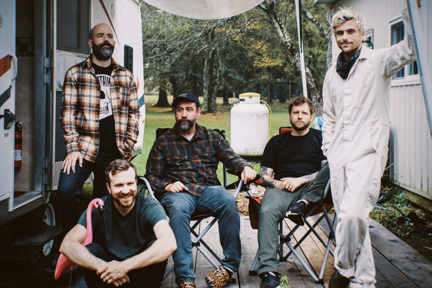 Circa Survive have a new EP coming later this month