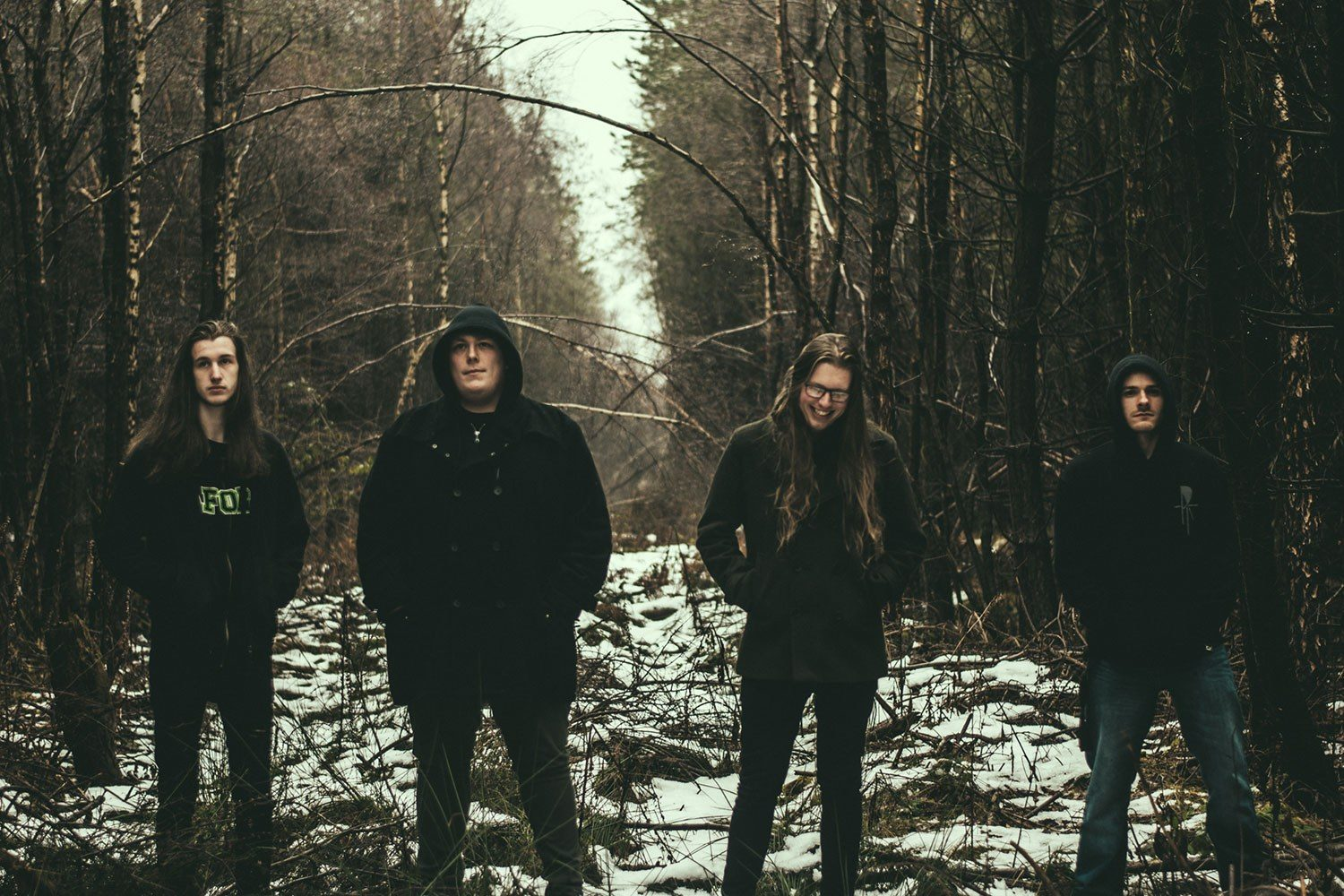 Conjurer turn out the lights for their new 'Choke' video