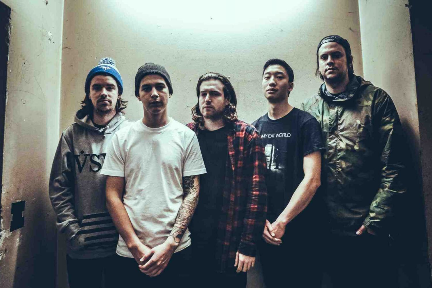 Counterparts and Stick To Your Guns have announced a joint UK tour