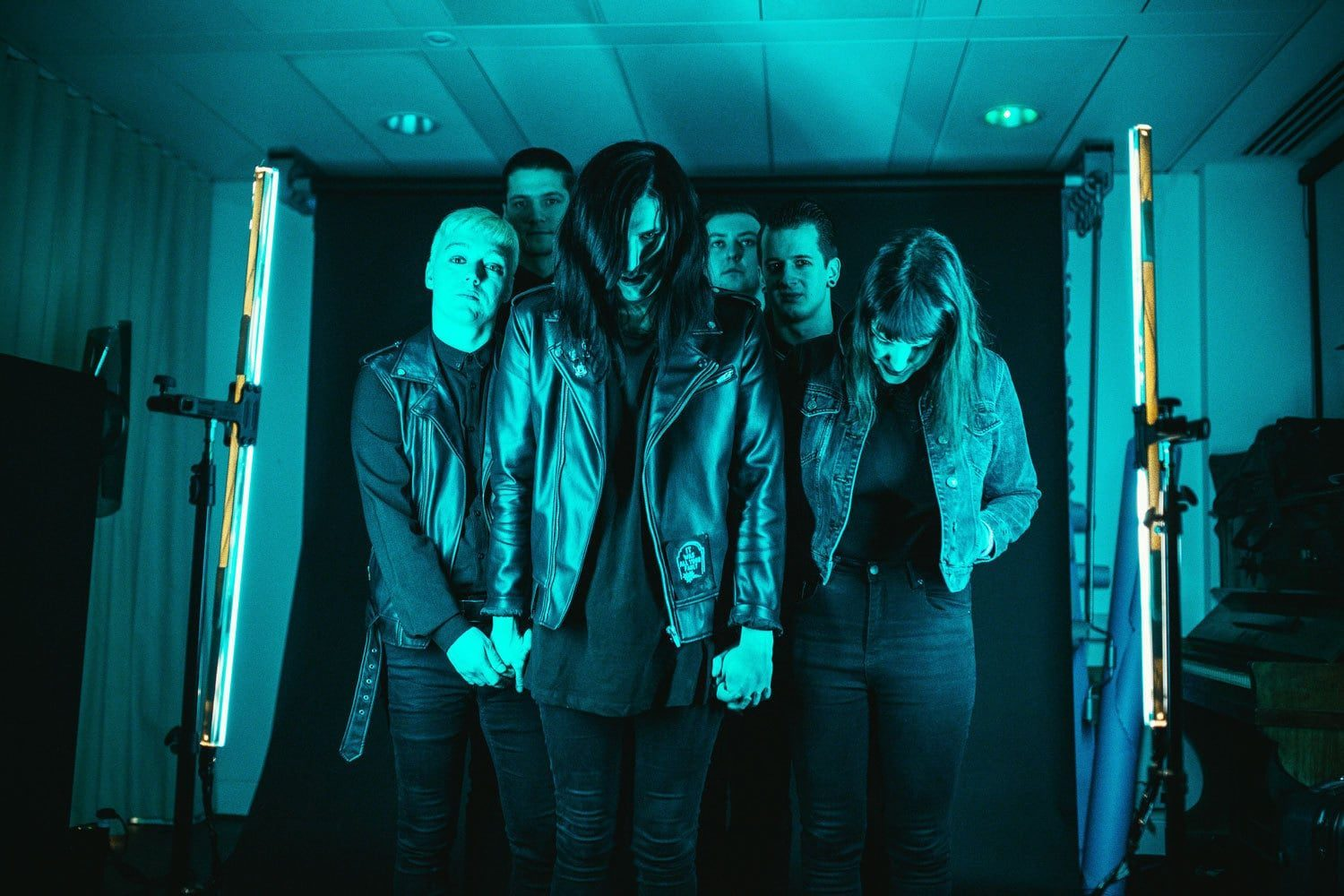 Listen to 'Black Rain', Creeper's latest and greatest, right now