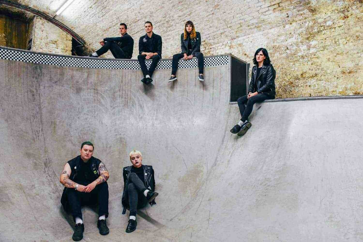 Creeper have announced a tiny London comeback show