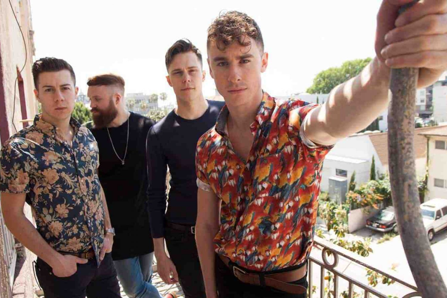 """Don Broco: """"We're a rock band and we always will be"""""""