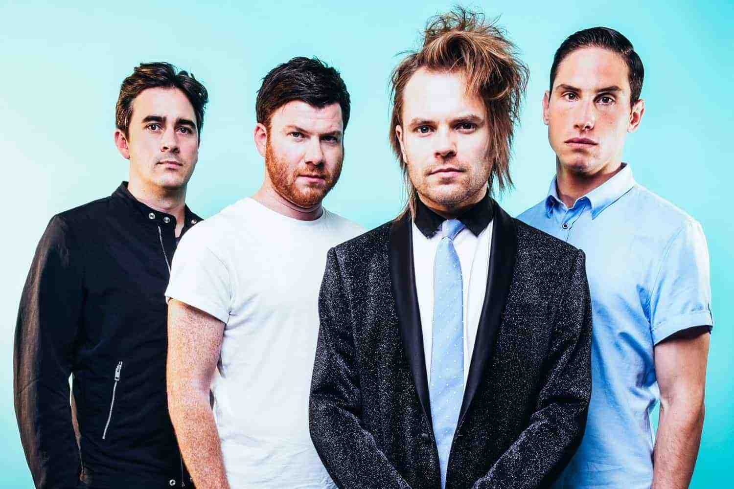 Enter Shikari have announced two tiny shows, and released a video for 'Take My Country Back'