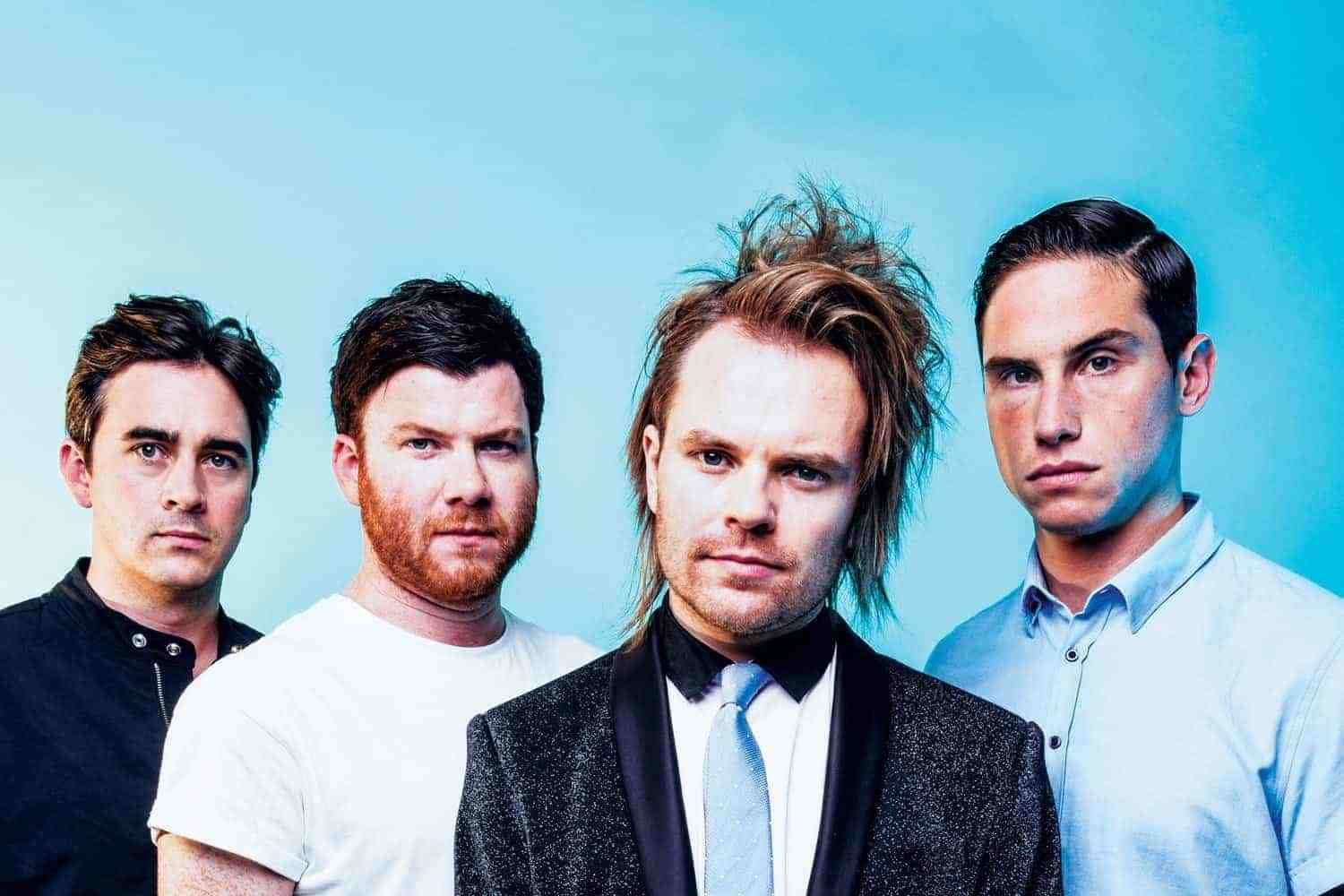 Enter Shikari stop by for a chat ahead of their tiny charity gig for Nordoff Robbins