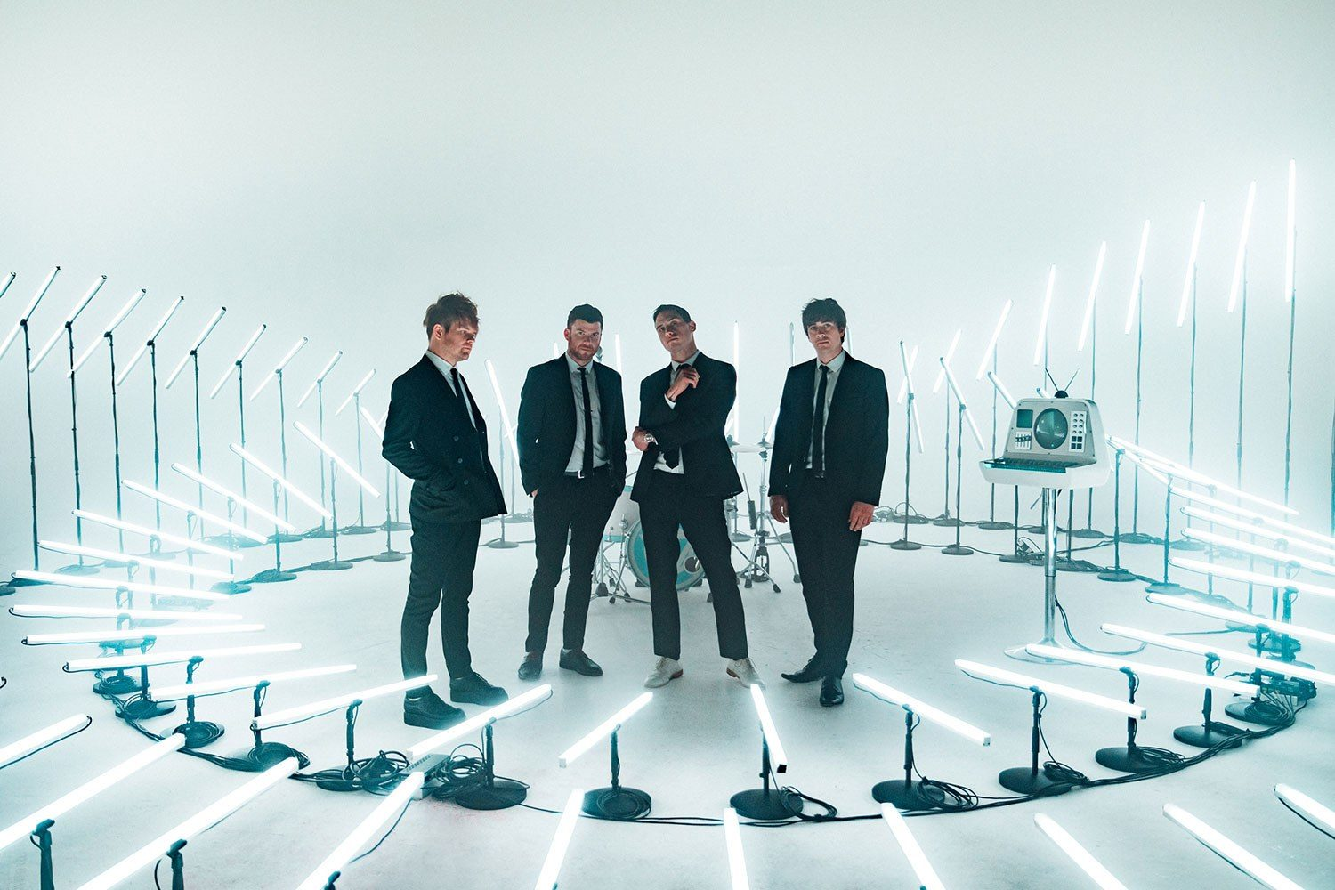 Enter Shikari have shared their new track 'Stop The Clocks' ahead of their four sets at Reading & Leeds