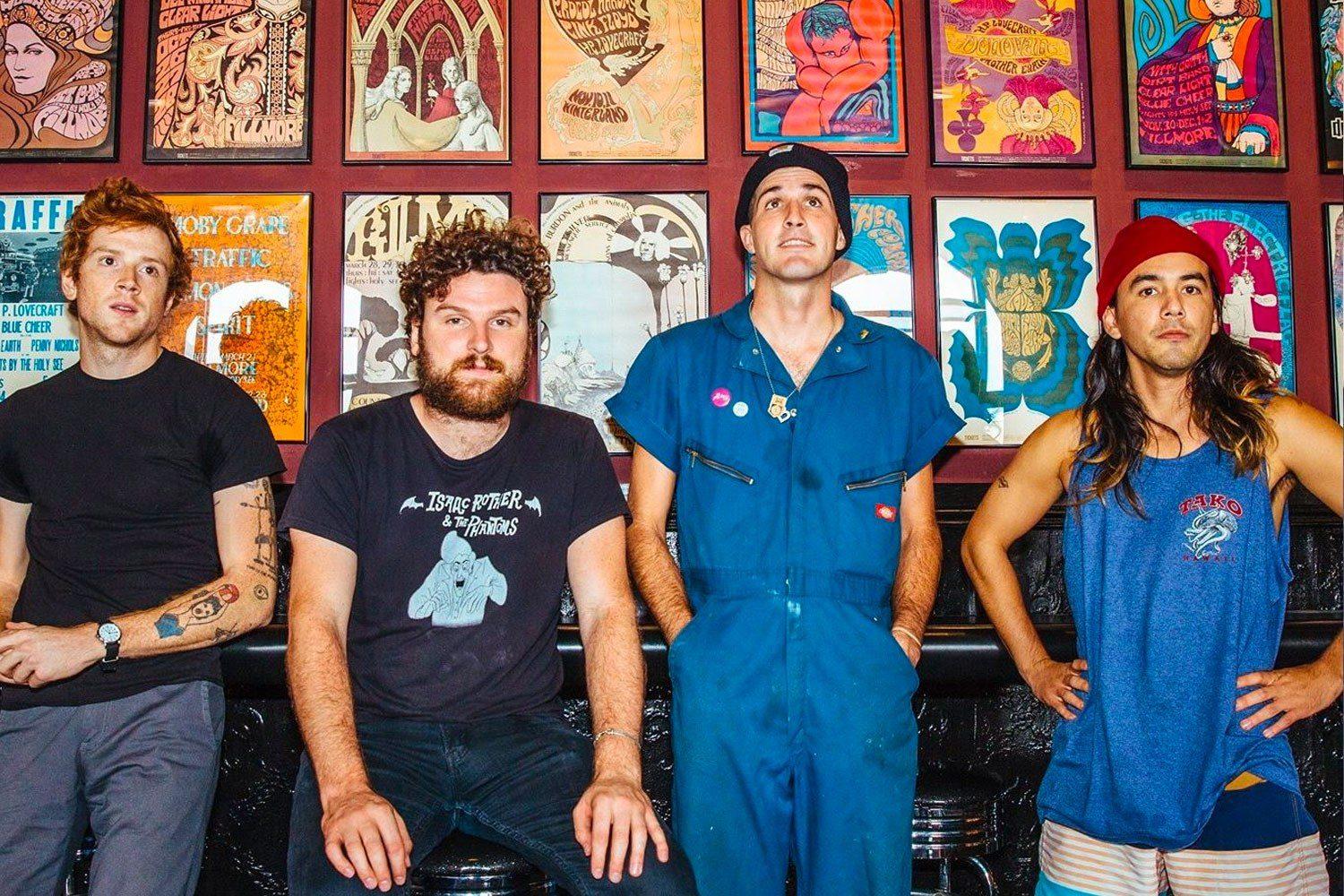 FIDLAR are playing a one-off London show on 31st January