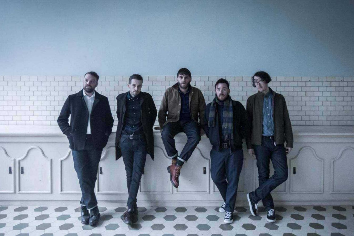 """Frightened Rabbit: """"You need to evolve to stay relevant"""""""