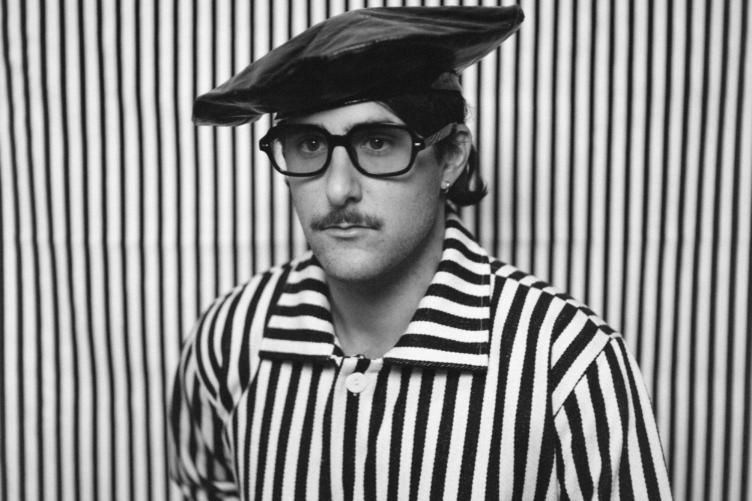 Zac Farro's is dropping a new HalfNoise album next month
