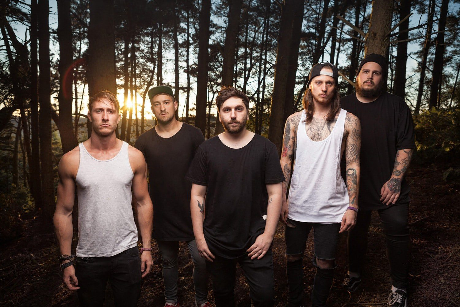 High Tides premiere new mini-album, 'I'm Not Giving Up, I'm Just Starting Over'