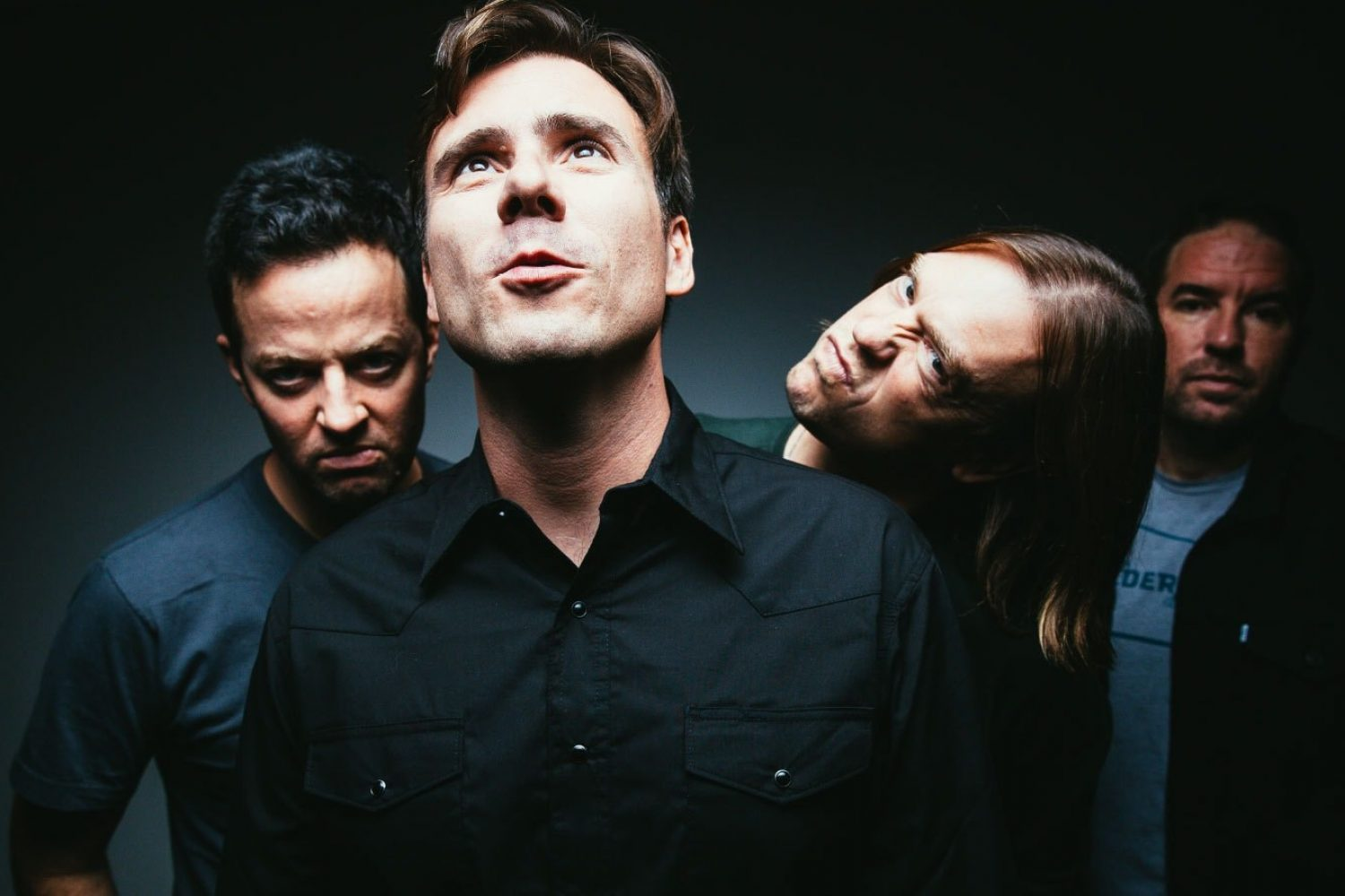 "Jimmy Eat World: ""Sexy is an opinion, reliable is a fact"""