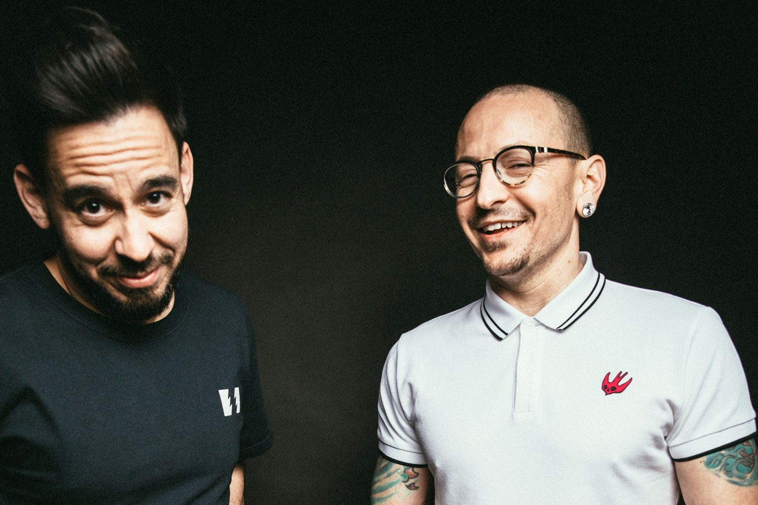 Linkin Park still have unreleased material featuring late frontman Chester Bennington