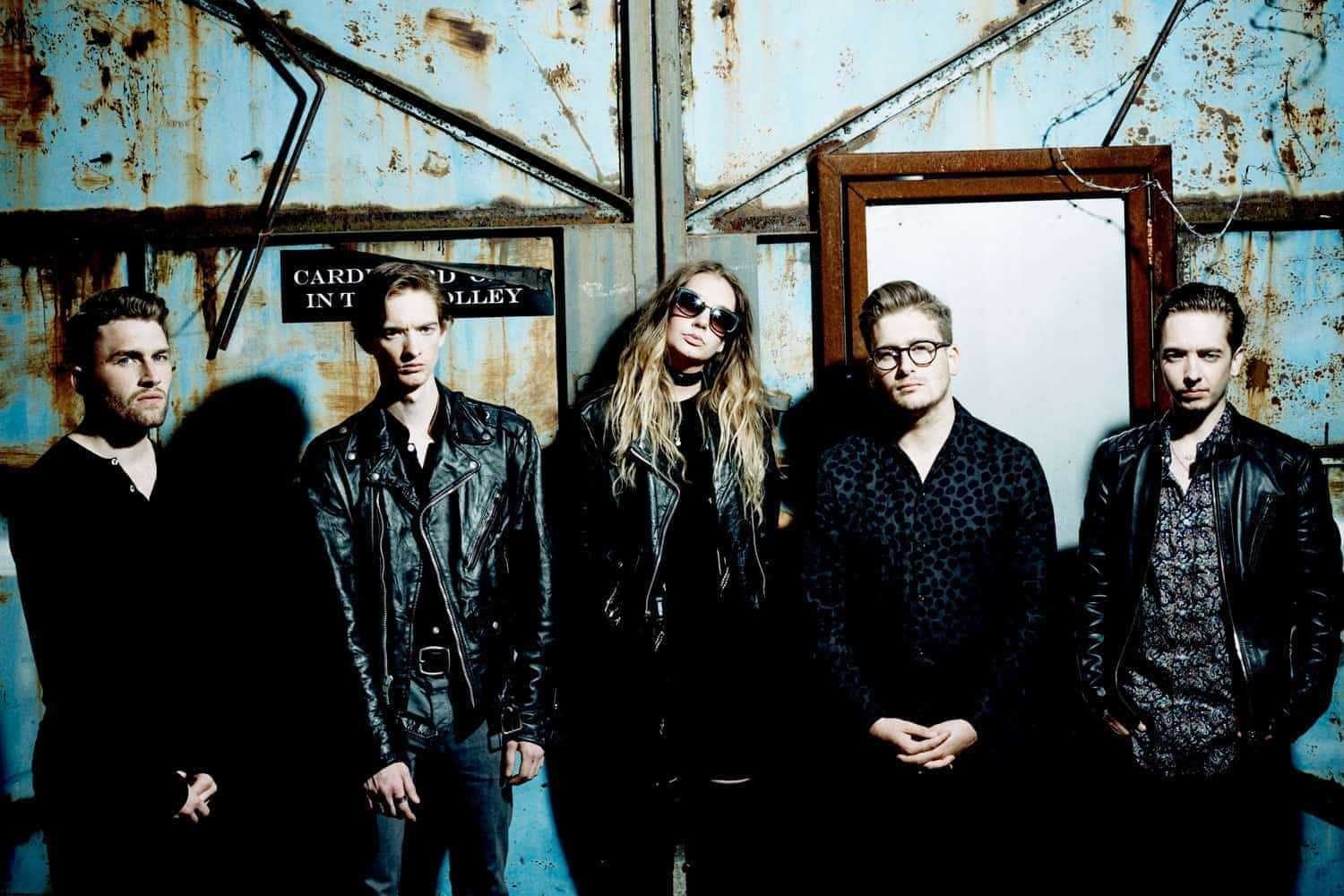 Marmozets have dropped a brand new banger 'Habits', and announced details of their second album