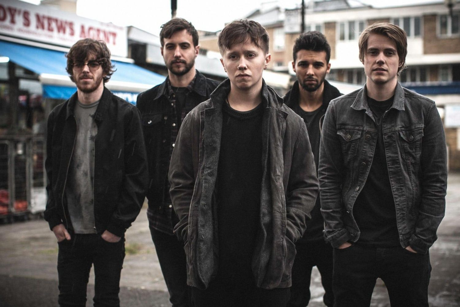 Nothing But Thieves debut new single, 'Sorry'