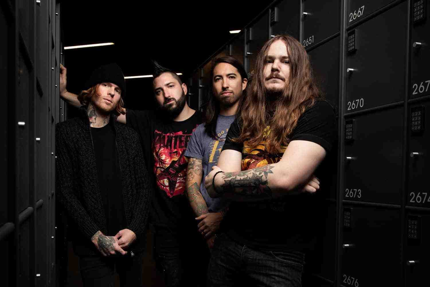 Of Mice & Men have booked in two UK headliners