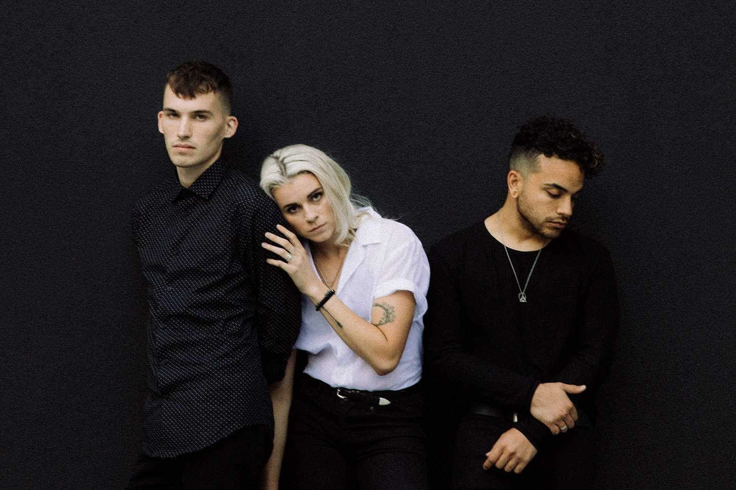 There's a new PVRIS song out so listen to it before 'Anyone