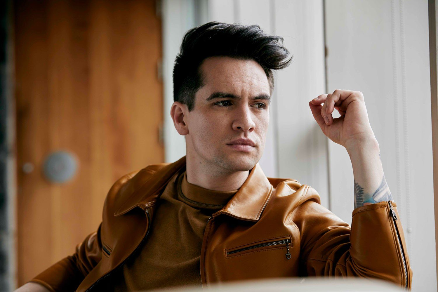 Here's Panic! At The Disco's The Greatest Showman reworking, 'The Greatest Show'