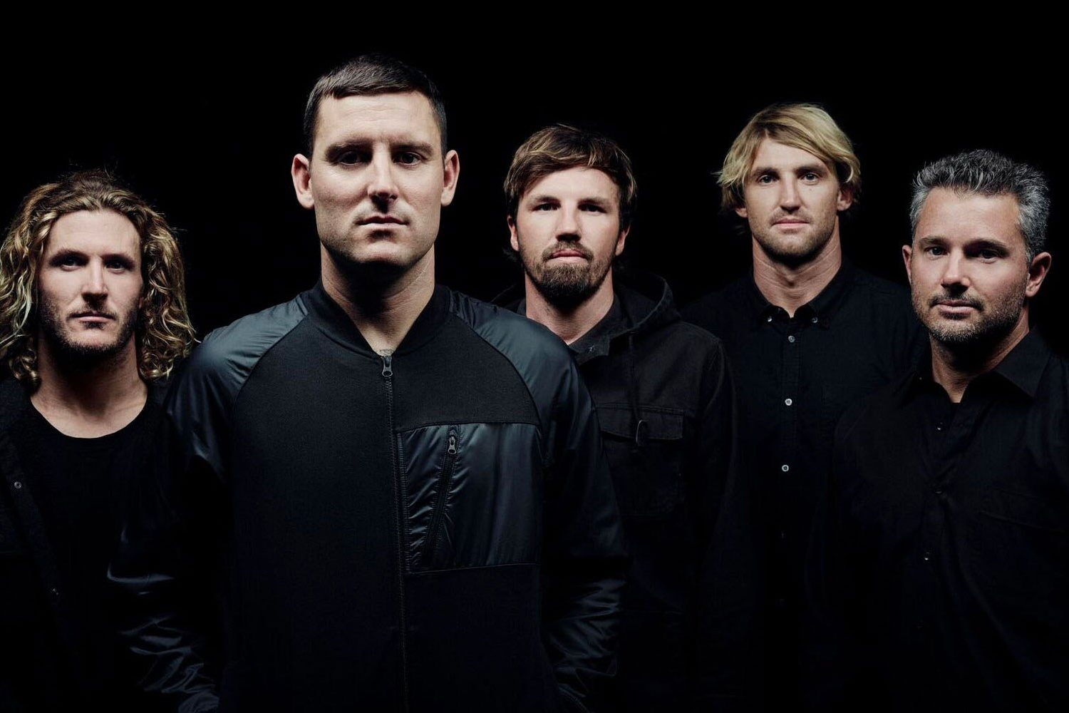 Parkway Drive are the third headliner of Bloodstock festival