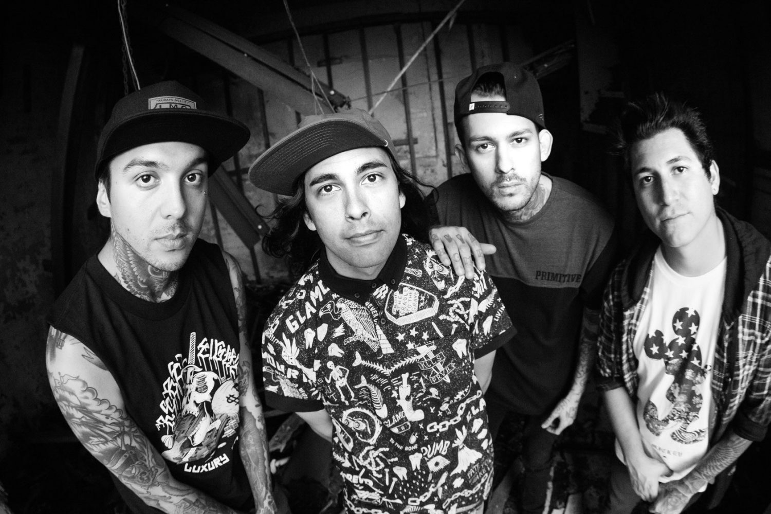 Pierce The Veil: Kings for a Weekend
