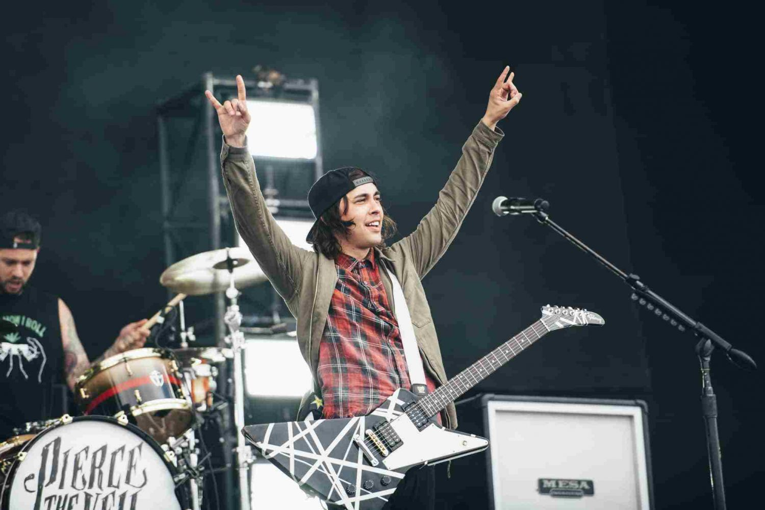 Gallery: Pierce The Veil sugarcoat Download's Main Stage | Upset