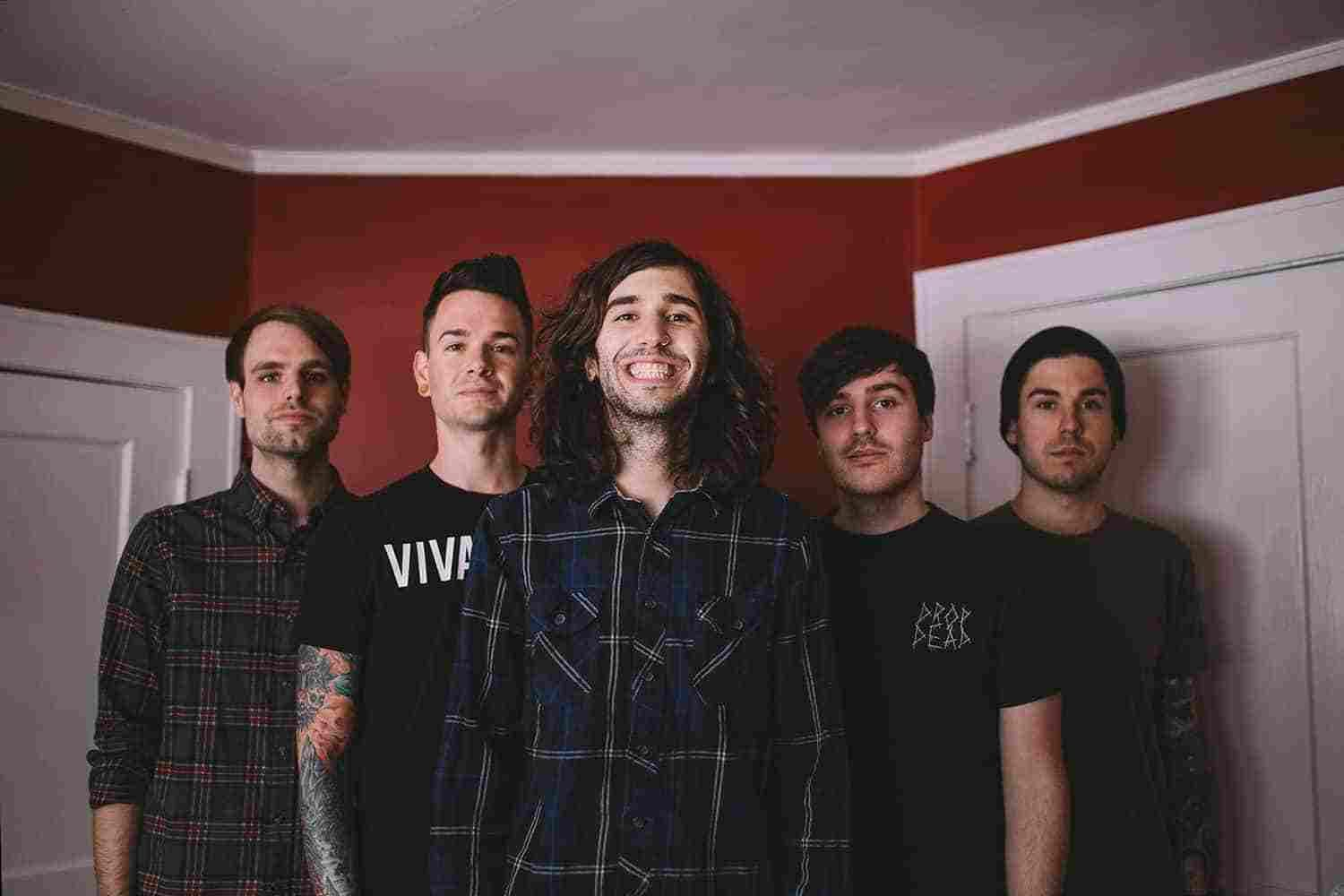 Real Friends have shared a new track from their third album, 'Composure'