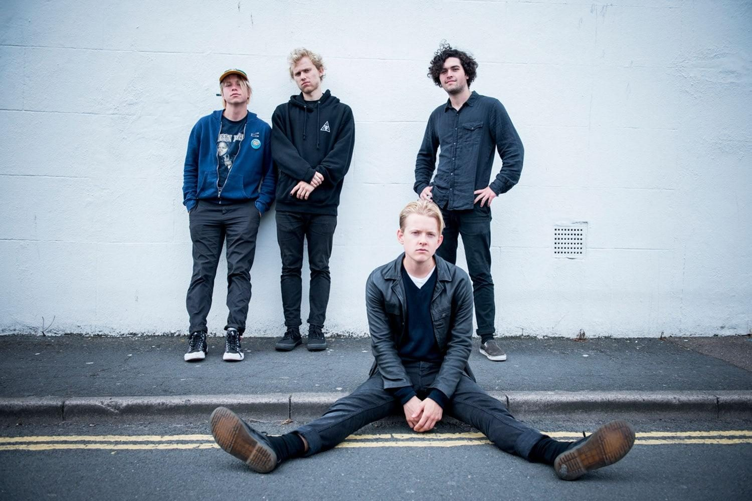 SWMRS are playing a one-off headline show while they're over for Reading & Leeds