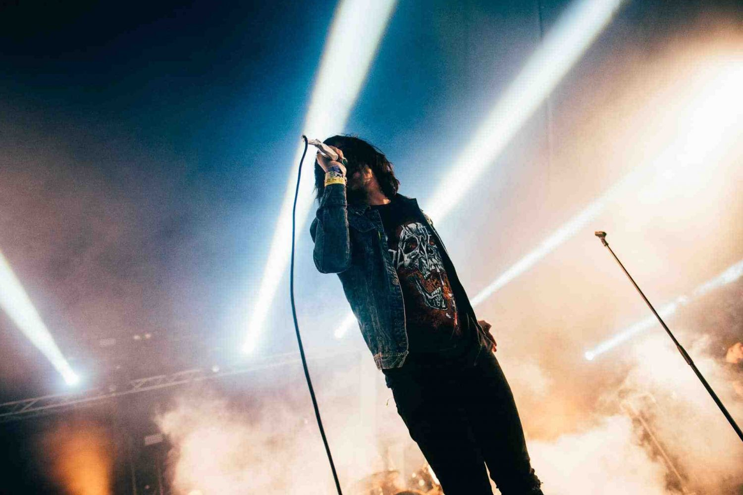 "The new Sleeping With Sirens album is ""completely finished"" and coming soonish"