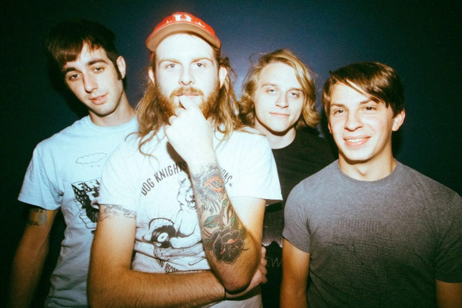Sorority Noise's Cameron Boucher has shared a brand new solo track