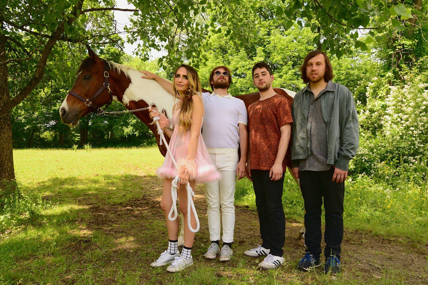 Speedy Ortiz have dropped a brand new track, 'Villain'