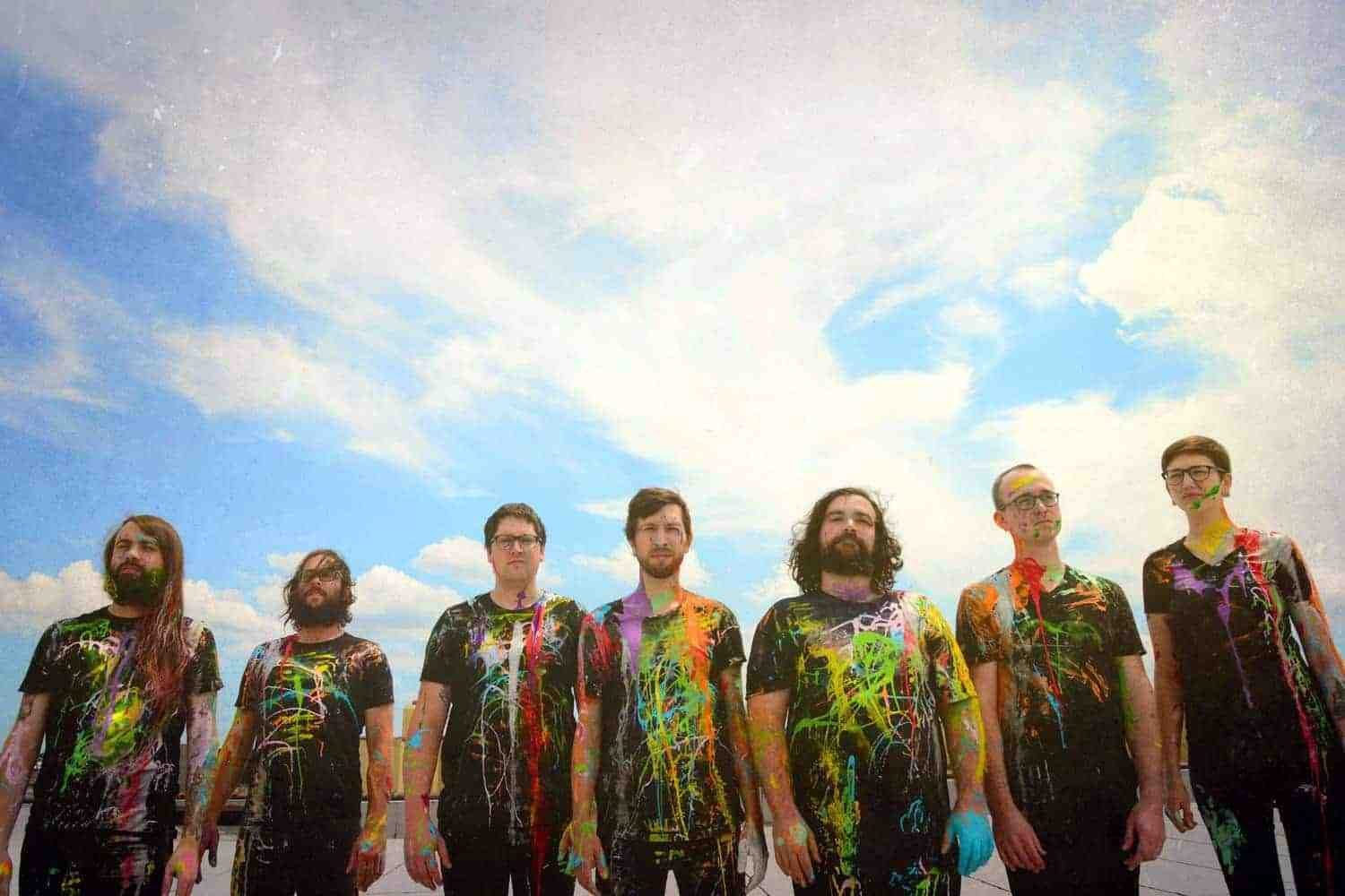 The World Is A Beautiful Place… debut their new video for 'Infinite Steve'