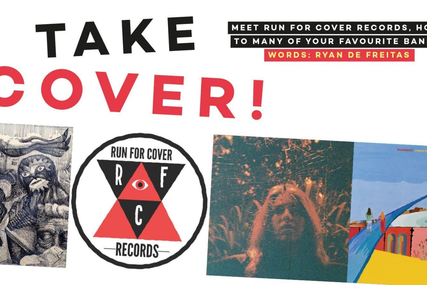 Take Cover: Run For Cover Records