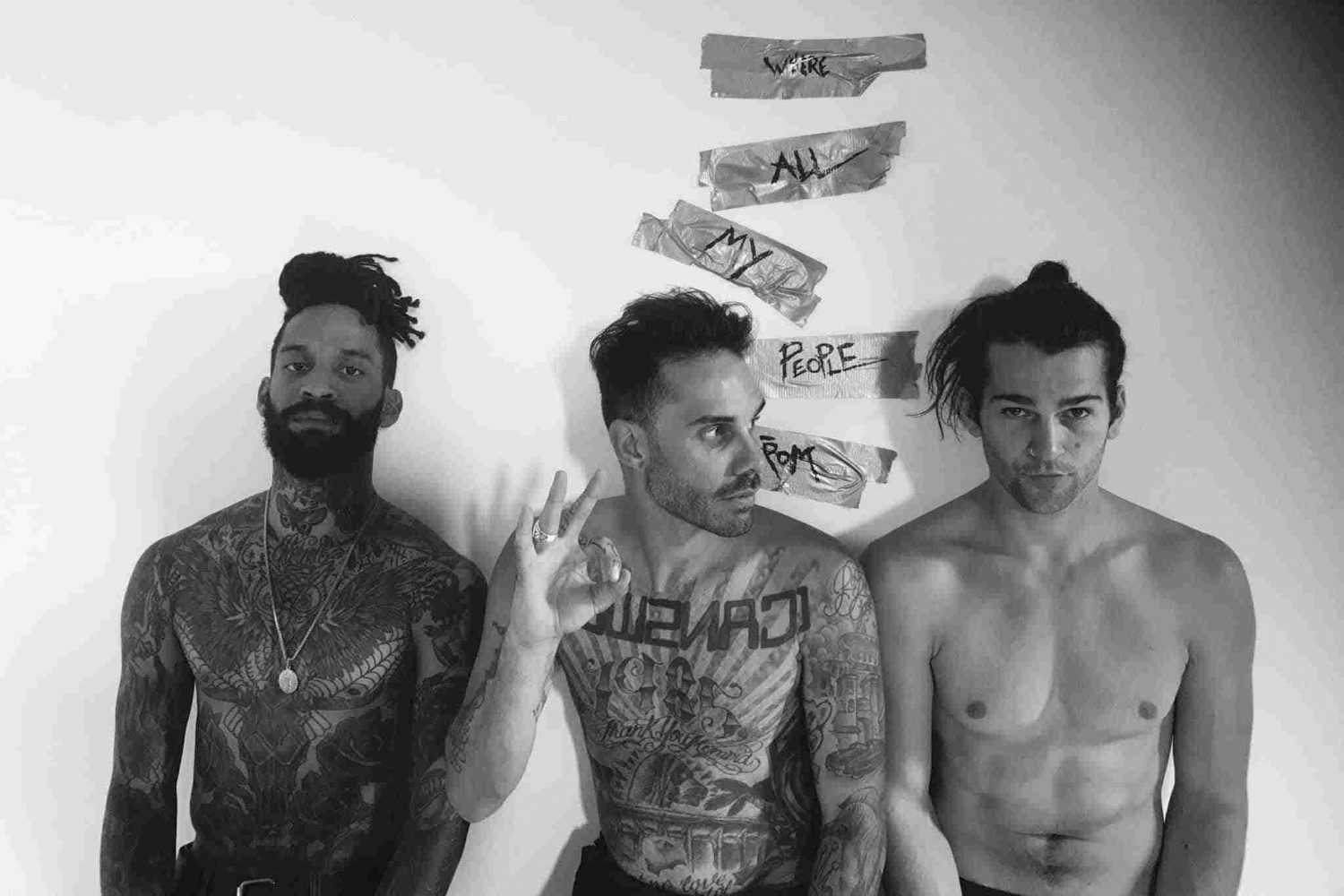 Jason Aalon Butler's new band The Fever have dropped their debut single 'We're Coming In'