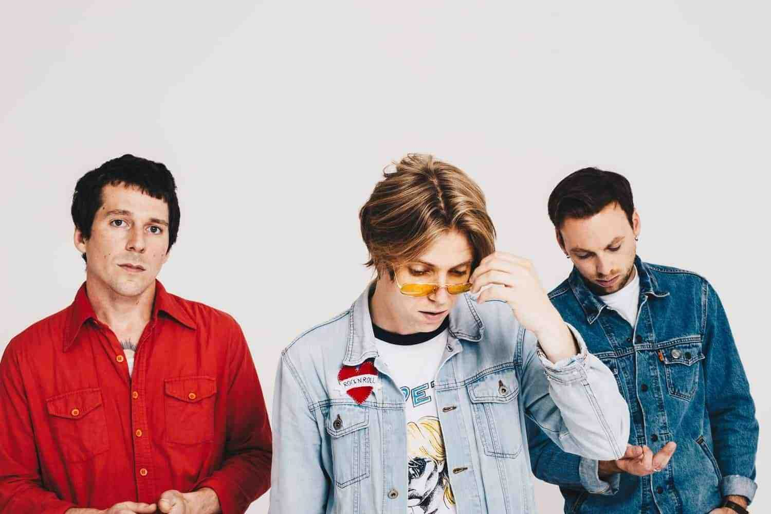 The Xcerts are among the latest bands for TRNSMT's King Tut's Stage