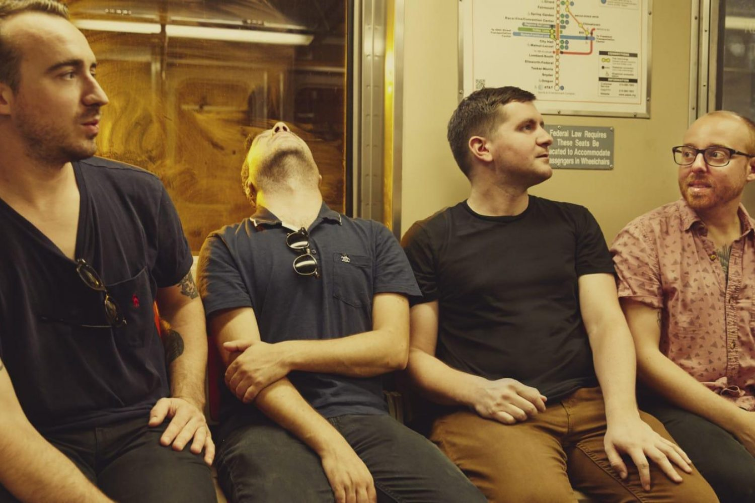 The Menzingers drop new track, 'Thick as Thieves'