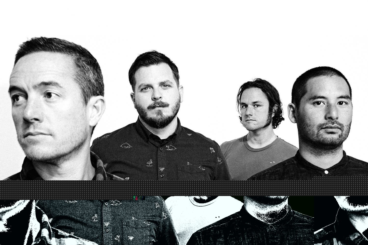 Thrice are releasing a new album this September