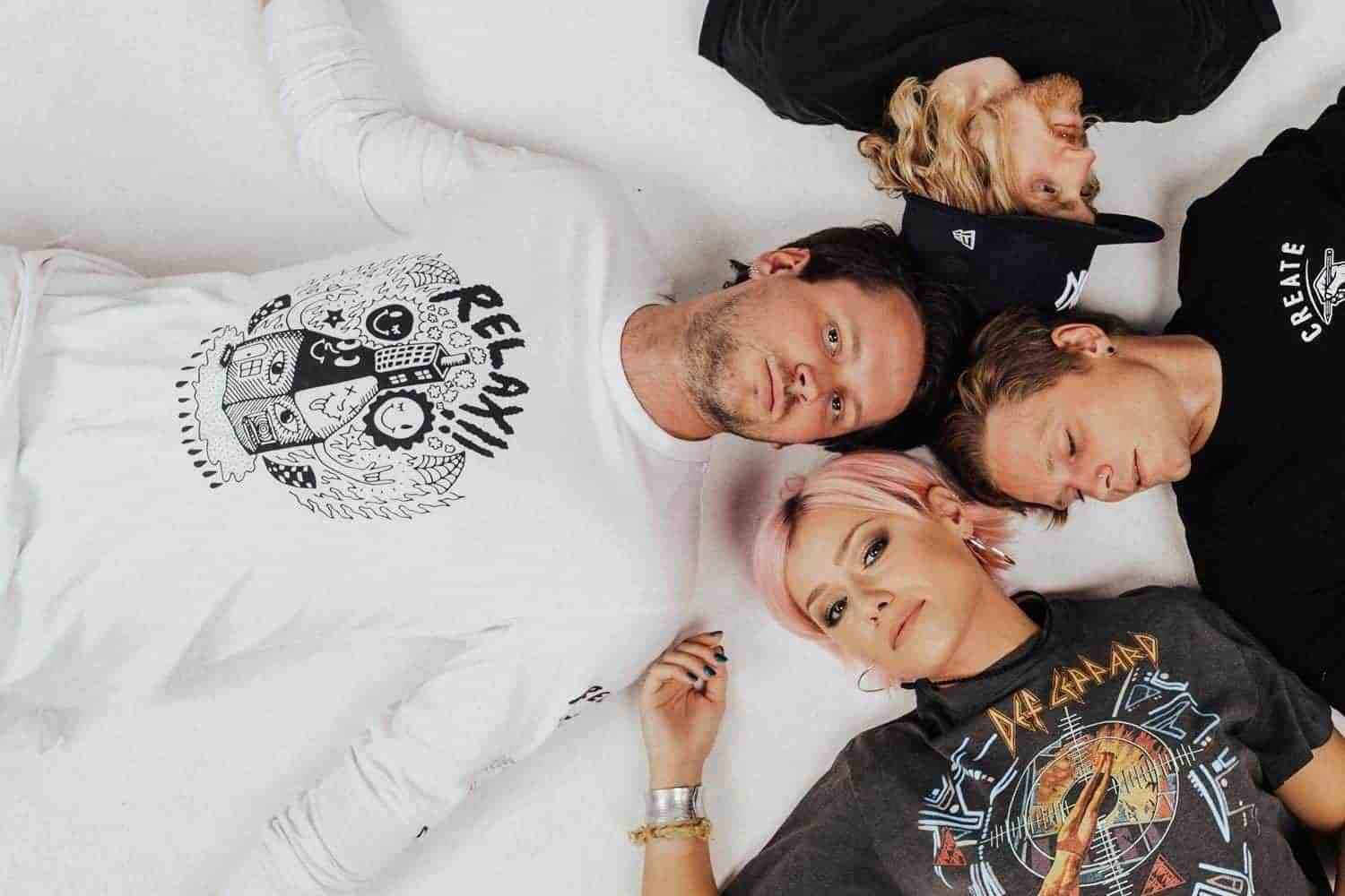 Tonight Alive: In The Shadows