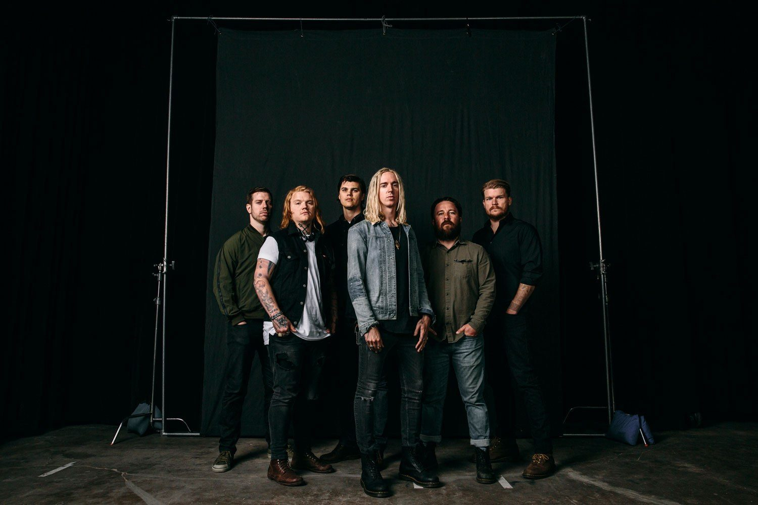 "Underoath: ""When we started to play, we didn't know what would happen"""
