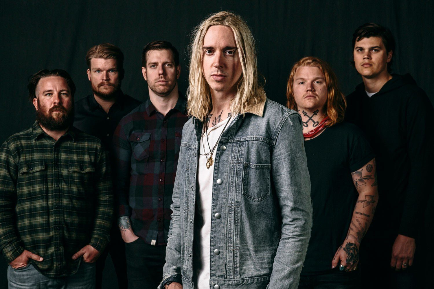 Underoath have released an unsettling new video for 'Wake Me'