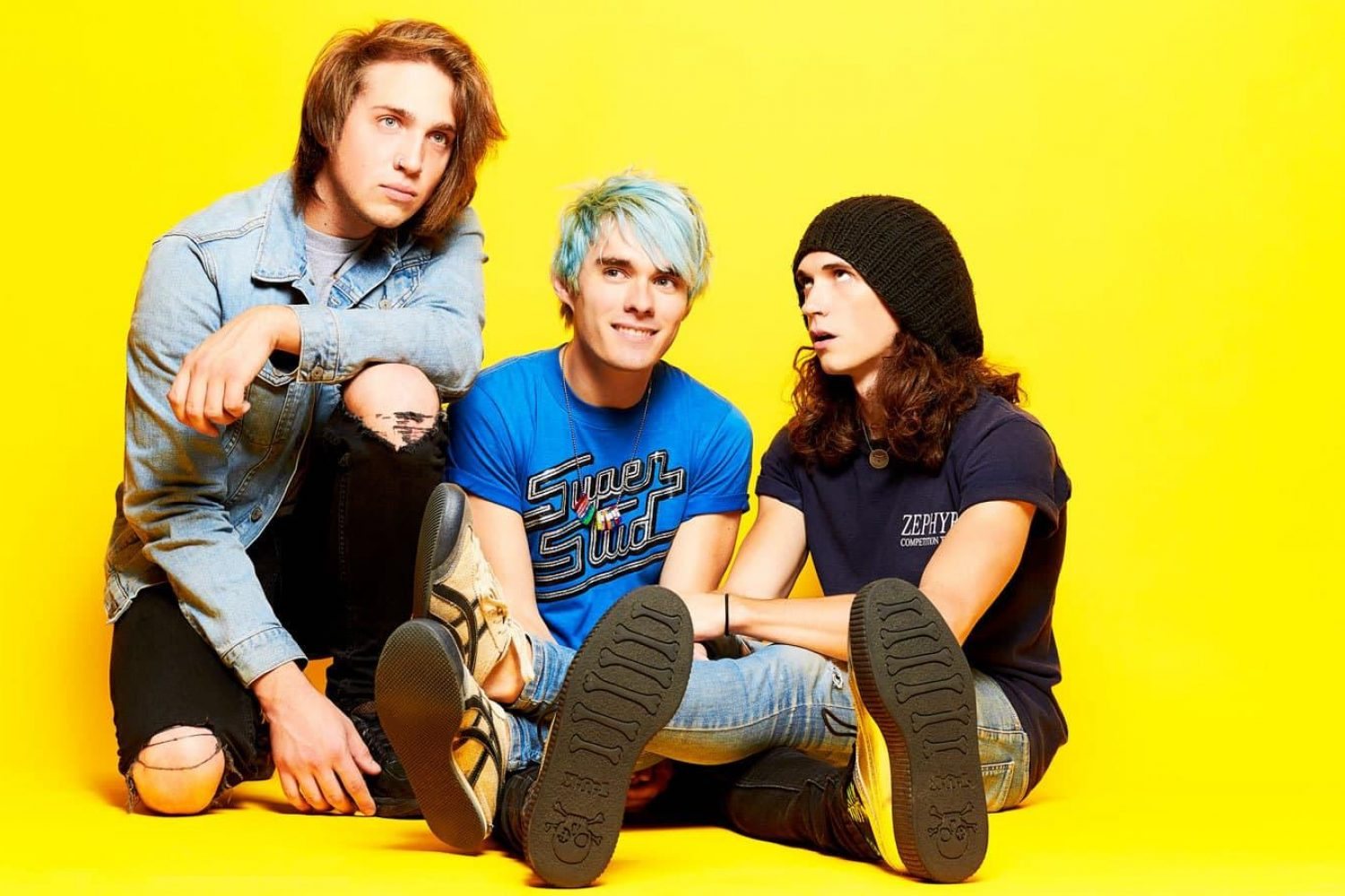 "Waterparks: ""Oh man, we've learned nothing!"""
