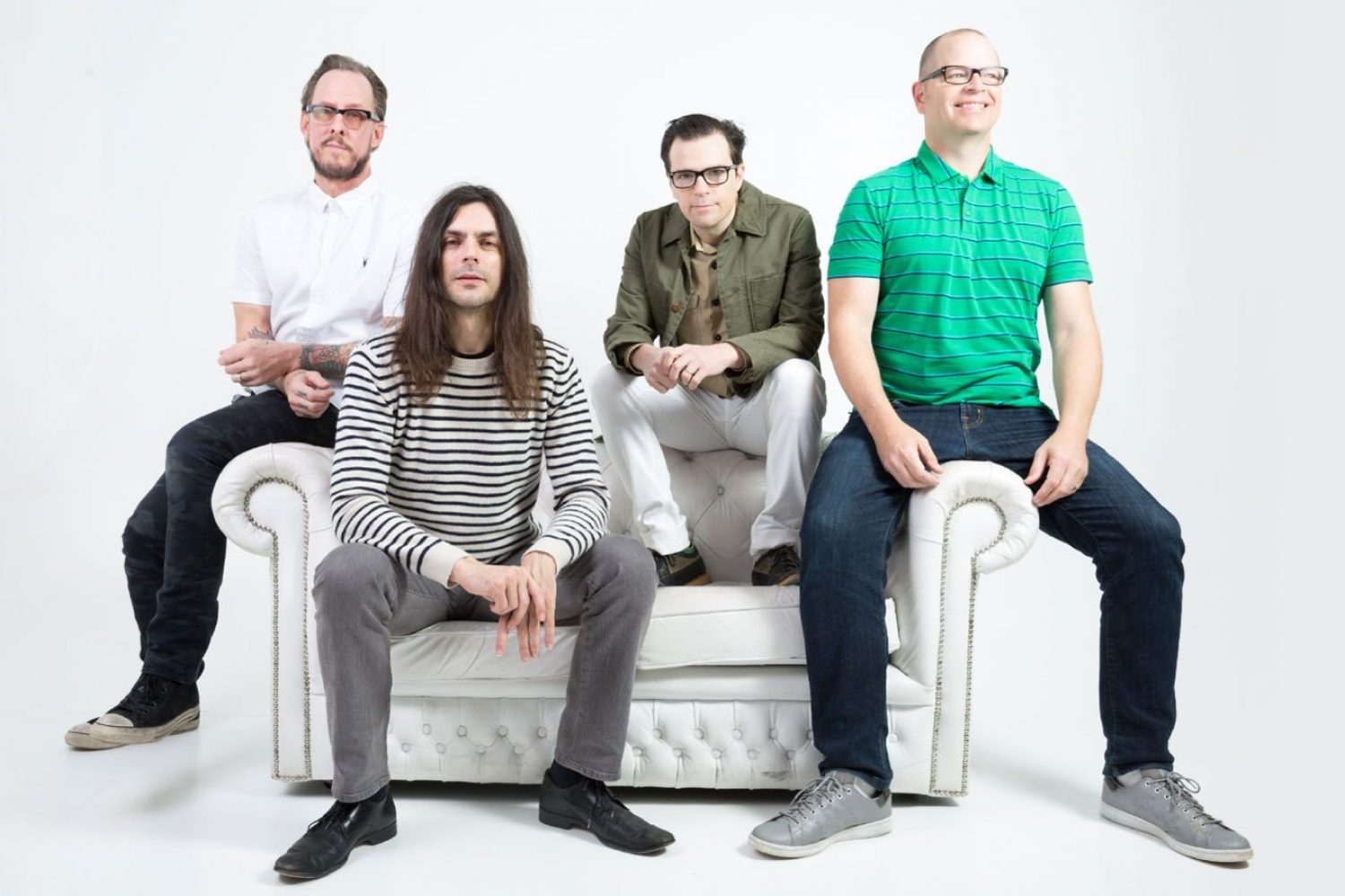 Weezer: Kings of the world